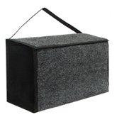 Bolsa Pequena sem Alça para Ferramentas em Carpete - ESTAMPARIA PAULISTA-CT-200
