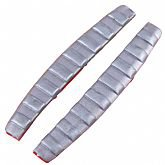 Protetor de Porta Flexível Prata - AUTOPOLI-049883-6