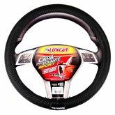 Capa para Volante Sport Fibra de Carbono - LUXCAR-8792
