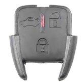 Capa do Telecomando GM com 3 Botões sem Chave  - B&S-9021