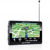 GPS Tracker TV 5 Pol. - MULTILASER-GP036
