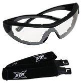 Óculos de Segurança Militar Delta com Lente Incolor - STEEL PRO-DELTA-MILITAR-INC