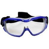 Óculos de Segurança Ampla Visão Incolor Antiembaçante - Vancouver - KALIPSO-01.21.1.1