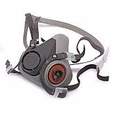 Respirador Semi-Facial Série 6000 para Pintura Automotiva - 3M-H0002317339