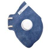 Respirador Descartável Dobrável CG211V - CARBOGRAFITE-010537810
