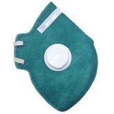 Respirador Descartável Dobrável com Válvula CG221V - CARBOGRAFITE-010538010