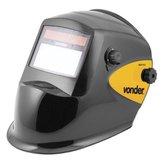 Máscara de Solda Escurecimento Automático MSV 913 com Ajuste de Tonalidade 9 a 13 - VONDER-7076913000