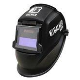 Máscara de Autoescurecimento para Soldagem Fixa Tonalidade 11 Automática Bateria Lítio  - BALMER-MAB-90