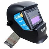 Kit Máscara de Solda FortG Pro FG4000 Auto Escurecimento Fixa Tonalidade 11 + 1 Kg de Eletrodo Titanium 6013 2,5mm  - FORTGPRO-K134