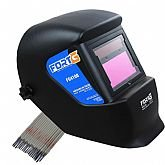 Kit Máscara de Solda FortG Pro FG4100 Auto Escurecimento Variável Tonalidade 9-13 + Eletrodo Titanium 6013 2,5mm com 1Kg - FORTGPRO-K135