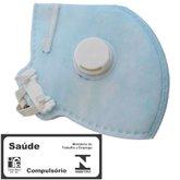 Respirador Descartável e Dobrável CG 421V - CARBOGRAFITE-010377910
