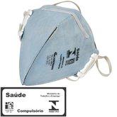 Respirador Descartável Dobrável CG 431 PFF2 S - CARBOGRAFITE-010411710
