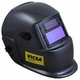 Máscara de Solda com Escurecimento Automático Optech  - VICSA-VIC34623