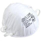 Respirador Concha Semifacial Descartável PFF1 com 20 Unidades - VOLK-35.32.765.06