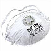 Respirador Concha BLS 129 B PFF2 com Válvula e Elástico com 15 Unidades - VOLK-35.33.770.06