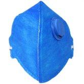 Respirador Semi-Facial PFF2 Dobrável com Válvula - GRAZIA-1002V