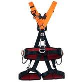 Cinturão de Segurança Paraquedista com Regulagem Total e 5 Pontos de Ancoragem - MG CINTOS-MULT2012A