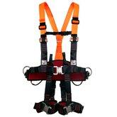 Cinturão de Segurança tipo Paraquedista Eletricista com Engate Rápido - MG CINTOS-MULT1891E