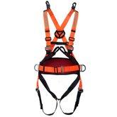 Cinturão de Segurança tipo Paraquedista Contra Quedas com Fita Refletiva - MG CINTOS-MULT2011