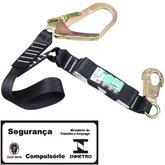 Talabarte Simples com Absorvedor de Energia CG 342AB 1,28 Metros - CARBOGRAFITE-010480610