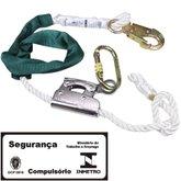 Talabarte de Posicionamento para Posicionamento com Corda Torcida de 1,67m - CARBOGRAFITE-010430510