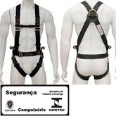 Cinturão para Paraquedista Ajustável CG 771EK - CARBOGRAFITE-010526910