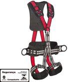 Cinto de Segurança tipo Paraquedista com 5 Pontos de Ancoragem - STEELFLEX-STF-CQCT5121