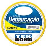 Fita de Demarcação Amarela 48mm x 15m - TEKBOND-21241048200