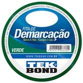 Fita de Demarcação Verde 48mm x 15m - TEKBOND-21261048200