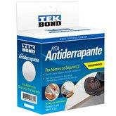 Fita Antiderrapante Transparente 50mm x 5m - TEKBOND-21171050501