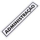 Placa Sinalizadora para Administração - ENCARTALE-PS-205
