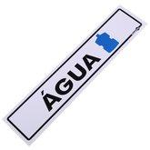 Placa Sinalizadora para Galão de Água - ENCARTALE-PS-40
