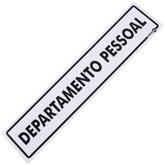 Placa Sinalizadora para Departamento Pessoal - ENCARTALE-PS-212
