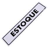 Placa Sinalizadora para Estoque - ENCARTALE-PS-191