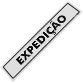 Placa Sinalizadora para Expedição - ENCARTALE-PS-207