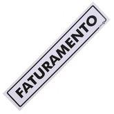 Placa Sinalizadora para Faturamento - ENCARTALE-PS-243