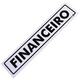 Placa Sinalizadora de Financeiro - ENCARTALE-PS-56