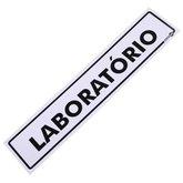 Placa Sinalizadora para Laboratório - ENCARTALE-PS-230