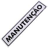 Placa Sinalizadora de Manutenção - ENCARTALE-PS-190