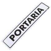Placa Sinalizadora para Portaria - ENCARTALE-PS-417