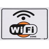 Placa Sinalizadora para Internet Wi-Fi - ENCARTALE-PS-633