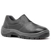 Sapato de Segurança HLS em Microfibra com Elástico Nº 40 - FUJIWARA-4087HLSM1600LG40
