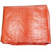 Lona Polietileno Laranja 4 x 3 M - BELTOOLS- 60263