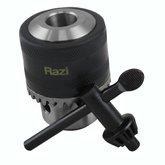 Conjunto Mandril com Chave 3.0 - 16mm 5/8 Pol. B18 - RAZI-RZ-M04404
