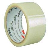 Fita Adesiva OPP 5808 Tartan Transparente 45mm x 45m - 3M-HB004035224