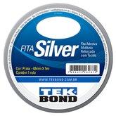 Fita Silver Prata 48mm x 5m - TEKBOND-21181048000