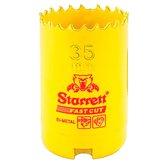 Serra Copo Bi-Metal Fast Cut 35 mm - STARRETT-FCH035M-G