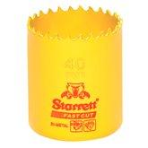 Serra Copo Bi-Metal Fast Cut 40 mm - STARRETT-FCH040M-G