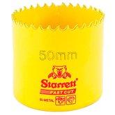 Serra Copo Bi-Metal Fast Cut 50 mm - STARRETT-FCH050M-G