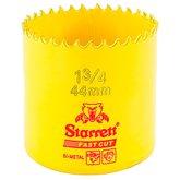Serra Copo Bi-Metal Fast Cut 1.3/4 Pol. - STARRETT-FCH0134-G